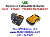 AED Sales and Service